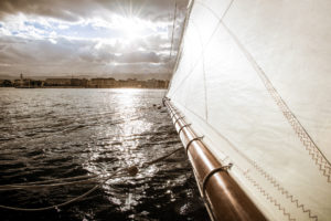 Learn the art of sailing